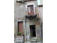 House In Sicily - Mountain Town near Coast