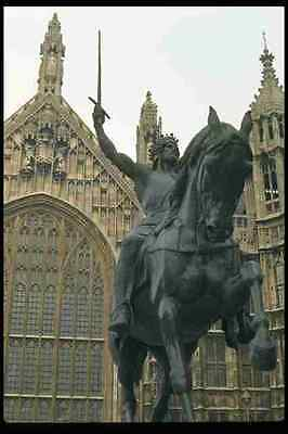ionhearted And Cathedral A4 Photo Print (Richard The Lionhearted)