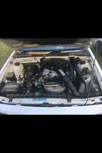 1988 Mitsubishi Magna Sedan Bonython Tuggeranong Preview