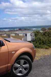 """Ford Territory Turbo 18"""" wheels and tyres ORIGINAL Spotswood Hobsons Bay Area Preview"""