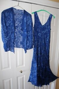 Formal evening dress - excellent condition