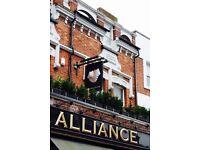 Full time & part time Kitchen Porter & Chef de Party needed For busy London restaurant - Start ASAP