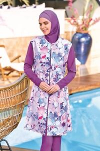 Muslimah Swimsuit Swimwear Burqini Burkini Burquini Bathing suit