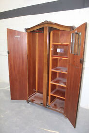 Maple and co Vintage wardrobes