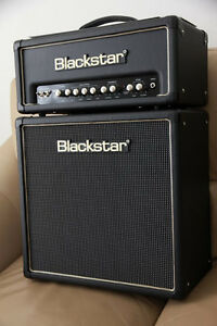 "(REDUCED)blackstar ht-5 head and 1x12"" cabinet"