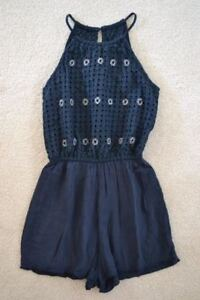 Size 10 - 12 Girl's Summer Clothes: A&F Dress, Romper & More