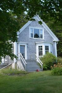 Deer island cottage for rent