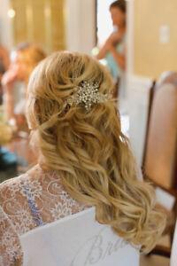 Wedding hair comb/clip