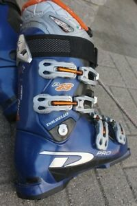 26.5 downhill ski boots size 8 ½ US or EUR 41 UK 7 model Dalbell