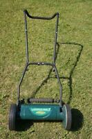 14 inche reel mower in great condition