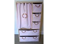 Wardrobe (for a child)