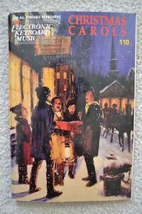Christmas Music Book for the Organ/Electronic Keyboard