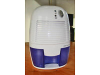 Dehumidifier - Mini, 500ml Water Tank