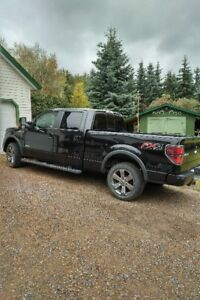 Ford F-150 SuperCrew FX4 long box Pickup Truck 3.5 Eco-boost