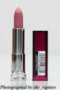 MAYBELLINE Color Sensational Lipstick Lipcolor MAKE ME PINK ROSE shade #135