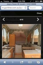2006 Jayco Swan Elermore Vale Newcastle Area Preview