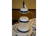 3 tier wedding cake stand