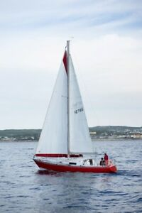 1975 33' Viking Sailboat