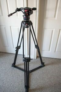 546GB  Manfrotto Tripod with N8 Head