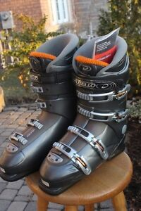 Dalbello NX 7.5 Ski Boots men's size US 12 or 30.5 UK 11 w/ Ski