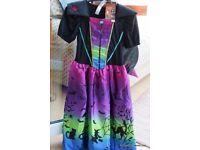 Children's Halloween Costume age 11-12yrs - New