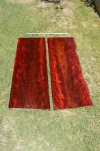 B.E Jarrah Timber Slabs no.85 (2 x 1.85m x 64cm x 43mm) Riverton Canning Area Preview