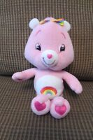 Plush Cheer Bear Care Bear