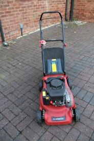 Nearly new lawnmower