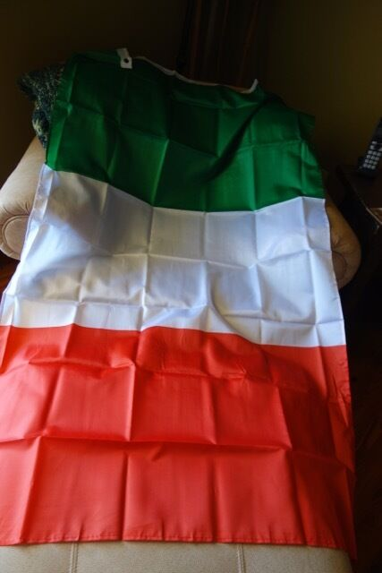 Italy National Flag - 3 ft x 5 ft polyester