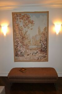 Moving sale-Aubusson style tapisserie/tapestry