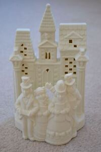 PARTYLITE Christmas Candle Holder: Village Carolers (+ more)