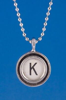 Typewriter Key Necklace - Group 1