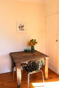 Beautiful reclaimed wooden table made in Byron bay Randwick Eastern Suburbs Preview