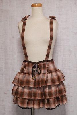 LIZ LISA Overall All In One Japanese Fashion Kawaii Cute Romantic Sweet 11