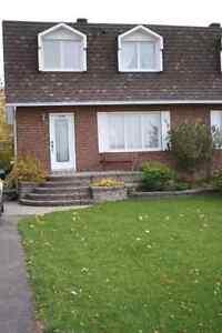 Maison a vendre, cottage sémi détaché