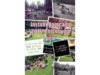 INSTAFIT Bootcamp