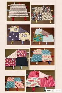 Vaccination book cover, Diaper Clutch, Teething bibs/accessories Stratford Kitchener Area image 5