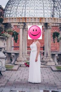 Robe de marié à vendre 550$ Négociable