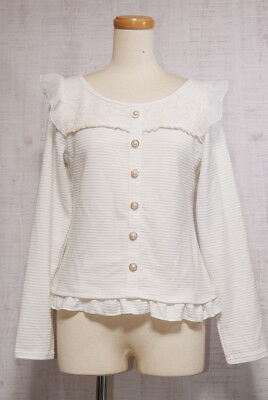Lizmelo Long Sleeve tops Japanese Style Fashion Lolita Kawaii Cute Sweet 10