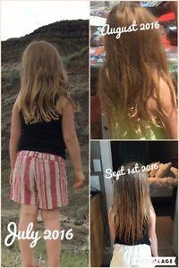 Monat (Naturally Based Hair Care!)