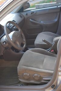 2000 Honda Civic EX Sedan Kitchener / Waterloo Kitchener Area image 3