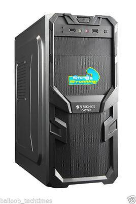 Used, DESKTOP CPU INTEL CORE 2 DUO 2.66ghz, 2 GB DDR3 RAM,160 HDD DESKTOP COMPUTER for sale  SURAT