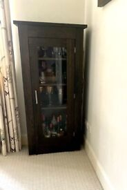 Drinks/display cabinet