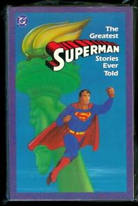 SUPERMANS  GREATEST  STORIES