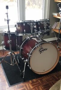 Like NEW Gorgeous Gretsch Catalina Maple Shell Pack