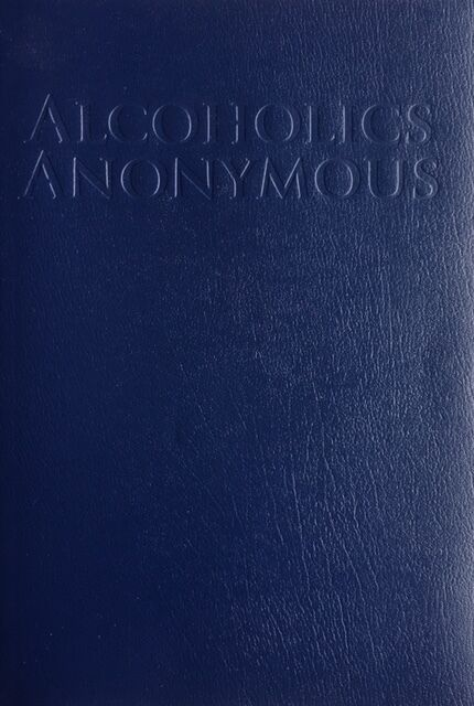 Alcoholics Anonymous: The Big Book, 4th Edition  (Paperback) NEW