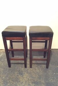 2 beaux tabourets (stool) | 25 $ chacun