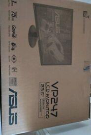 ASUS VP247 1ms Gaming monitor
