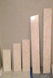 5 Marble Slabs Sold As A Set
