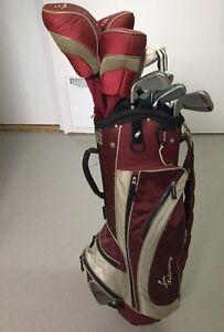 Golf ensemble de bâton complet pour femme droitière